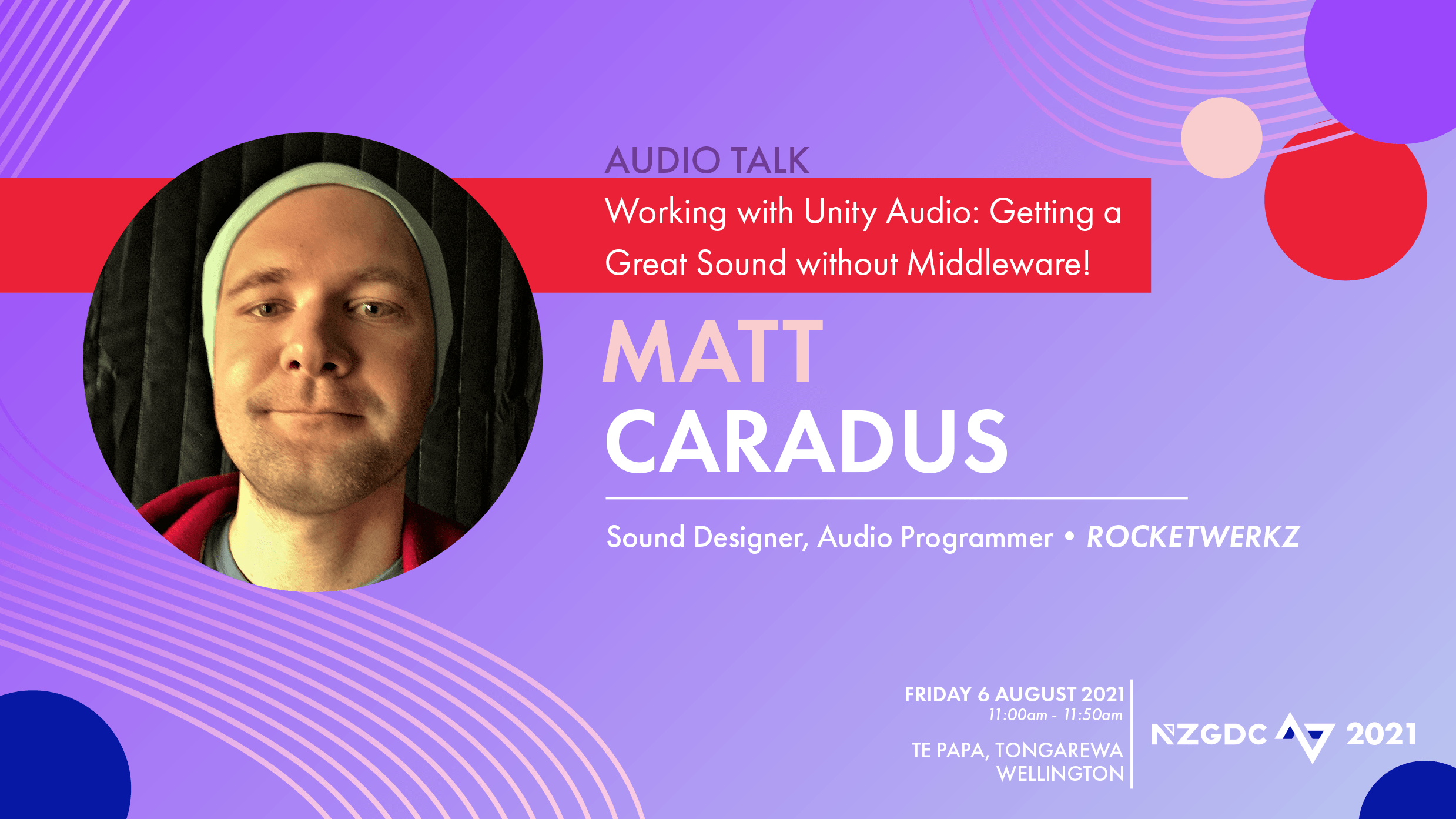 Working with Unity Audio: Getting a great sound without middleware!
