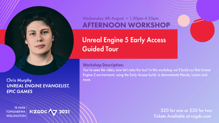 Unreal Engine 5 Early Access Guided Tour