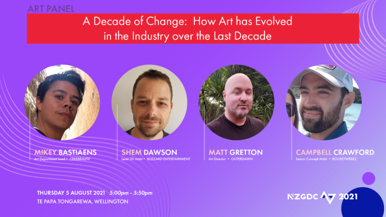 Panel: A Decade of Change