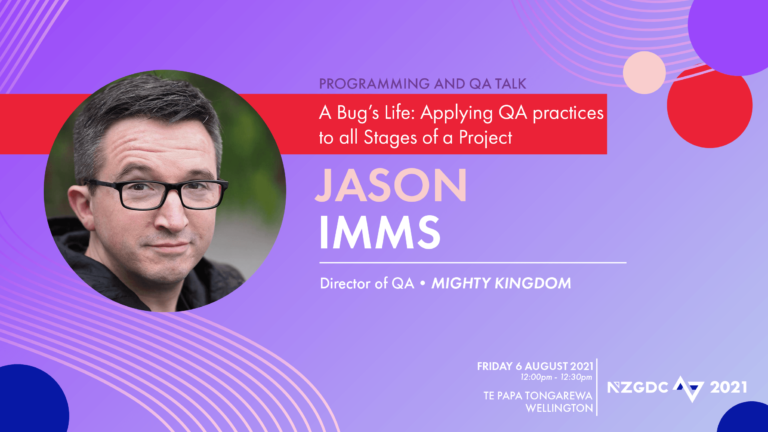 A Bug's Life: Applying QA practices to all stages of a project