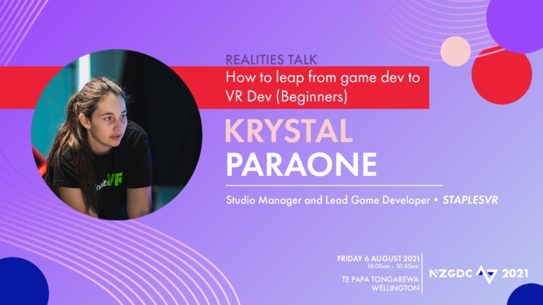 How to leap from game dev to VR dev (Beginners)