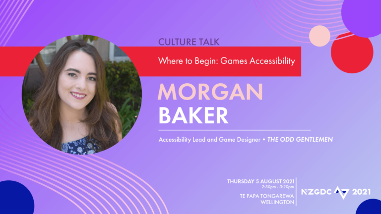 Where to Begin: Games Accessibility