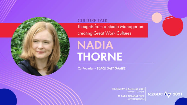 Thoughts from a Studio Manager on creating great work cultures