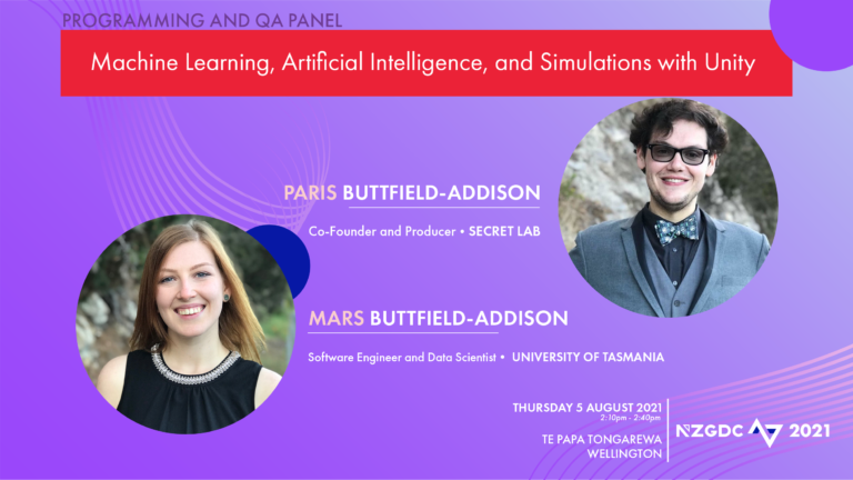 Machine Learning, Artificial Intelligence, and Simulations with Unity
