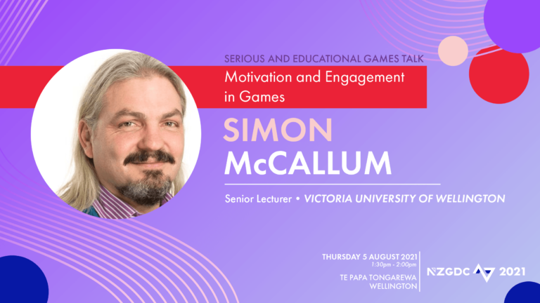 Motivation and engagement in games