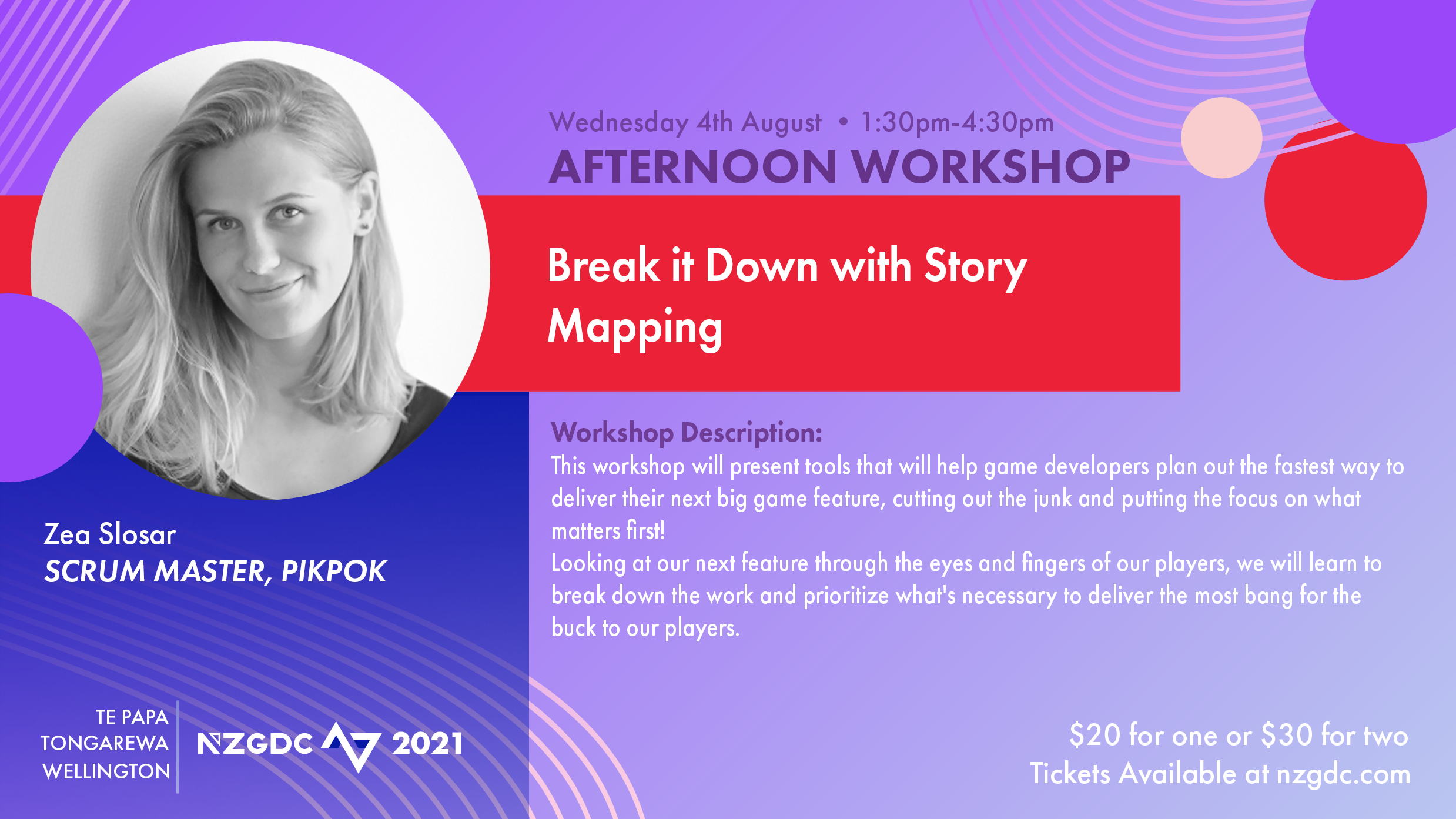 Break it down with Story Mapping